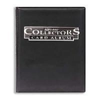 Carte A Collectionner - Accessoires POKEMON - Portfolio Ultra Pro A5 Noir - Jeu de cartes