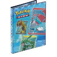Carte A Collectionner - Accessoires POKEMON XY Classeur Range-Cartes A5 - 80 Cartes