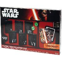 Carte A Collectionner - Accessoires Set Cartes Collection Star Wars
