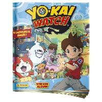 Carte A Collectionner - Accessoires YO KAI WATCH2 Stickers Album