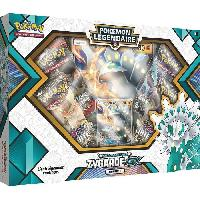 Carte A Collectionner - Porte-carte A Collectionner - Cahier Range-carte - Accessoire Carte A Collectionner POKEMON - Coffret Pokemon Legendaire ZYGARDE GX - 4 Boosters + 3 cartes speciales -43 cartes- - Juin 2018 - Asmodee