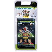 Carte A Collectionner - Porte-carte A Collectionner - Cahier Range-carte - Accessoire Carte A Collectionner ROAD TO UEFA EURO 2020 TCG Blister 4 pochettes - Aucune