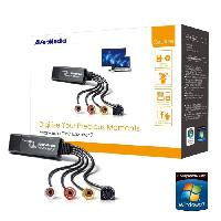 Carte D'acquisition Audio - Video AVerMedia DVD EZMaker 7