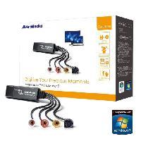 Carte D'acquisition Audio - Video DVD EZMaker 7