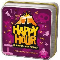 Carte De Jeu - Porte-carte De Jeu -cahier Range-carte De Jeu ASMODEE - Happy Hour - Jeu de société