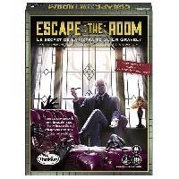 Carte De Jeu - Porte-carte De Jeu -cahier Range-carte De Jeu RAVENSBURGER Escape the Room Secret Retrait Escape Game