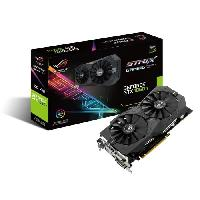 Carte Graphique Interne Asus Carte graphique GeForce STRIX GTX 1050 TI O4G Gaming - 4Go GDDR5