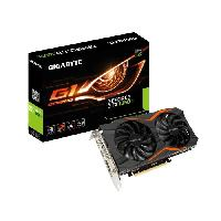 Carte Graphique Interne Gigabyte Carte graphique GeForce GTX 1050 Ti G1 Gaming 4Go GDDR5