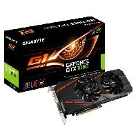 Carte Graphique Interne Gigabyte Carte graphique GeForce GTX 1060 G1 Gaming 6Go GDDR5