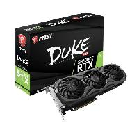 Carte Graphique Interne MSI Carte graphique GeForce RTX 2080 DUKE 8 OC - 8 Go