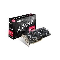 Carte Graphique Interne MSI Carte graphique Radeon RX 580 ARMOR 8G OC - 8 Go - GDDR5