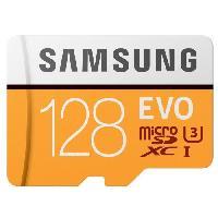 Carte Memoire - Memoire Flash Samsung Carte Micro SD Evo 128Go