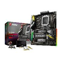 Carte Mere Carte Mere X399 Gaming Pro Carbon AC