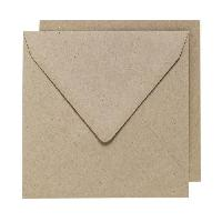 Carte Postale Cartes Enveloppe - Carre Naturel