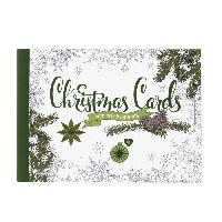 Carte Postale Cartes de Noel a calligraphier