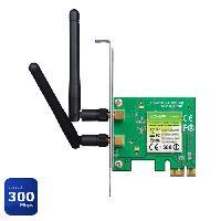 Carte Reseau Filaire - Sans Fil Adaptateur PCI EXPRESS N300 TLWN881ND