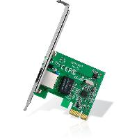 Carte Reseau Filaire - Sans Fil Carte reseau PCI 32G tg3468