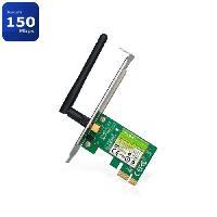 Carte Reseau Filaire - Sans Fil TP-Link Adaptateur PCI-Express sans fil N150 - Tplink