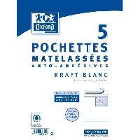 Carterie - Correspondance 5 Pochette bulles - 27.5 cm x 20 cm x 3 cm