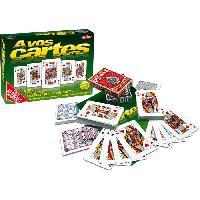 Cartes De Jeu - Accessoire De Carte A vos Cartes