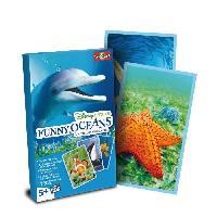 Cartes De Jeu - Accessoire De Carte DISNEYNATURE - Funny Oceans
