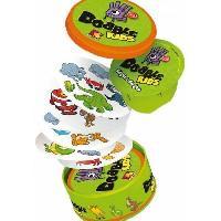 Cartes De Jeu - Accessoire De Carte Dobble Kids - Jeu d'Ambiance