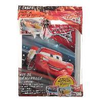 Cartes De Jeu - Accessoire De Carte Kit de demarrage Cars 3 - Mixte
