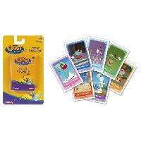 Cartes De Jeu - Accessoire De Carte OGGY ET LES CAFARDS Jeu de 7 familles
