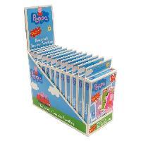 Cartes De Jeu - Accessoire De Carte PEPPA PIG Jeu de Cartes