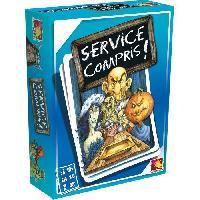 Cartes De Jeu - Accessoire De Carte Service Compris Nouvelle Edition