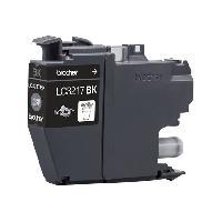 Cartouche Imprimante BROTHER Cartouche LC-3217BK - Noir