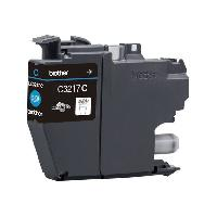 Cartouche Imprimante BROTHER Cartouche LC-3217C - Cyan