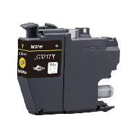 Cartouche Imprimante BROTHER Cartouche LC-3217Y - Jaune