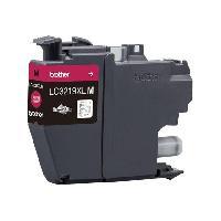 Cartouche Imprimante BROTHER Cartouche LC-3219XLM - Magenta - XL