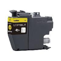 Cartouche Imprimante BROTHER Cartouche LC-3219XLY - Jaune - XL