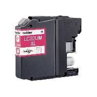 Cartouche Imprimante BROTHER Cartouche LC22UM - Magenta