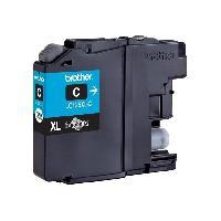 Cartouche Imprimante Cartouche LC-125XL - Cyan - XL