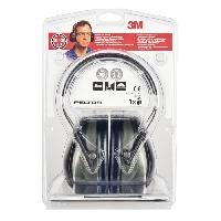 Casque - Casque Anti-bruit - Bouchon 3M Casques de protection auditive Optime II - Grand confort