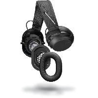 Casque-Microphone-Dictaphone