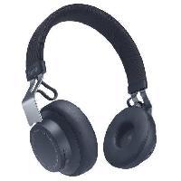 Casque - Microphone - Dictaphone JABRA Casque bluetooth Move Style Edition - Autonomie 12h - Bleu