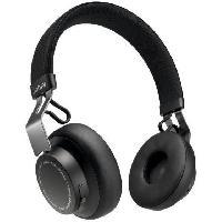Casque - Microphone - Dictaphone JABRA Casque bluetooth Move Style Edition - Autonomie 14h - Noir