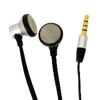 Casque - Microphone - Dictaphone Kit ECOUTEURS MAINS LIBRES AVEC MICRO Generique