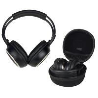 Casque - Microphone - Dictaphone MAC103UHF - Casque UHF sans fil stereo avec transmetteur Caliber
