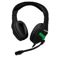 Casque  - Microphone Casque Gaming Konix MS-400 pour Xbox One