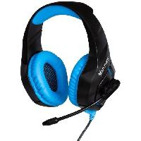 Casque  - Microphone Casque Gaming PS-500 Konix pour PS4