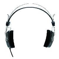 Casque  - Microphone Genius Casque + Micro HS04-S Tour de tete Gris