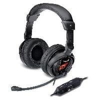 Casque  - Microphone Genius casque-micro HS-G500V