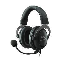Casque  - Microphone HyperX Micro-Casque Gamer Cloud II Filaire Bronze Surround 7.1 PS4/Xbox One