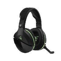 Casque - Microphone Pour Console Casque gamer Stealth 700 - Sans fil - DTS Suround - Superhuman hearing - Noir et vert - XBOX ONE