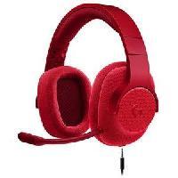 Casque - Microphone Pour Console G433 Rouge